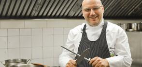 Шеф Манчев: Аз съм добре наточен нож, който реже перфектните парчета