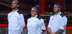 Чилева, Тихомиров и Никола – в челната тройка за победа в Hell's Kitchen