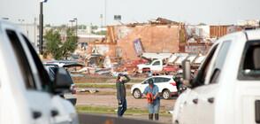 1 жертва и 130 ранени при поредица от торнада в САЩ (ВИДЕО+СНИМКИ)