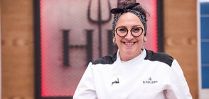Веселина Чилева е големият победител в Hell's Kitchen 2019