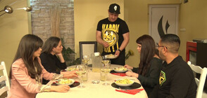 """Мексиканска кухня с DJ Dian Solo в """"Черешката на тортата"""""""