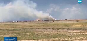 12 американски пожарникари пострадаха, докато опаковат фойерверки