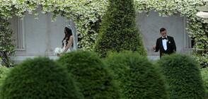 Ердоган - кум на сватбата на футболиста Месут Йозил (ВИДЕО+СНИМКИ)