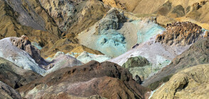 Природните феномени в Долината на смъртта (ГАЛЕРИЯ)