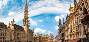 Брюксел - дипломация и култура в един град (ГАЛЕРИЯ)