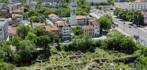 Послание за мир ще бъде гравирано върху Голямата базилика в Пловдив