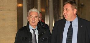 Сидеров и Каракачанов в спор за купуването на американски изтребители