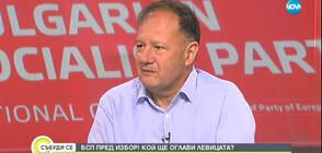 Михаил Миков: Председатели се сменят, въпросът е накъде върви партията