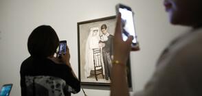 Откриха най-голямата в Китай изложба на Пикасо (СНИМКИ)