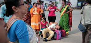 Горещините взеха 29 жертви в Индия