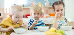 Родители са недоволни от новото меню в детските градини