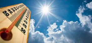 Екстремни температури ще обхванат 58% от Земята до края на века