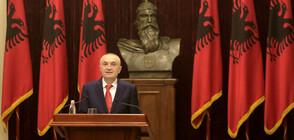 Албанският президент: Има ли избори на 30 юни, изкарвам армията на улицата