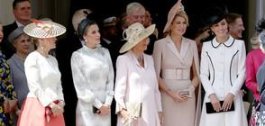 ИЗЯЩЕСТВО И СТИЛ: Кейт, Летисия, Максима и Камила по женски на служба (СНИМКИ)
