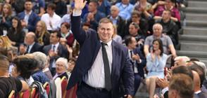 ЦИК реши Емил Радев да бъде евродепутат от листата на ГЕРБ