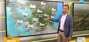 Прогноза за времето (19.06.2019 - сутрешна)