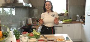 """Кулинарно околосветско пътешествие с Ева Пармакова в """"Черешката на тортата"""""""