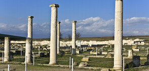 Археолози откриха царско съкровище в Йордания