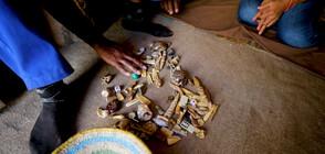 """""""Без багаж"""" разкриват тайните на африканската традиционна медицина"""