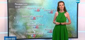 Прогноза за времето (23.06.2019 - централна)