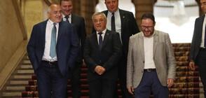Коалицията реши: Консултации в НС за субсидиите, ДДС остава