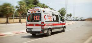 11 нелегални мигранти загинаха при катастрофа в Одрин (СНИМКА)