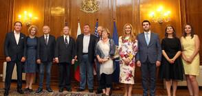 Атлантическият клуб изпрати посланик Ерик Рубин