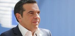 Ципрас: Сондажите на Турция във водите на Кипър са признак на слабост