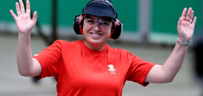 Антоанета Бонева с втори бронзов медал на Игрите в Минск
