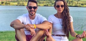 Наум Шопов-младши и Теа Минкова ще стават родители (СНИМКИ)