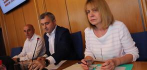 Фандъкова: Искам да спра презастрояването в столицата
