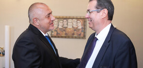 Борисов се срещна с генералния директор на ОЛАФ Виле Итала