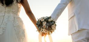 Тръмп изненада младоженци на сватбеното им празненство (ВИДЕО)