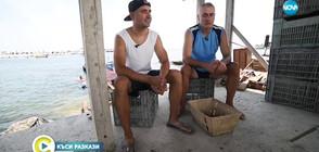 """""""КЪСИ РАЗКАЗИ"""": Да гледаш стриди в Черно море"""