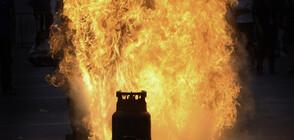 Газова експлозия унищожи ресторант в САЩ
