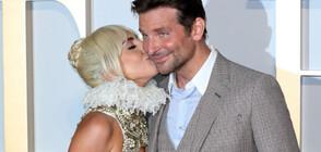 Брадли Купър и Лейди Гага живеят заедно? (СНИМКИ)