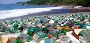 Китайски туристи унищожават уникален плаж във Владивосток