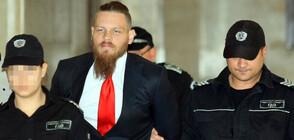 Осъденият за убийството на Андрей Монов иска предсрочно освобождаване