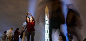 """50 години от стъпването на """"Аполо 11"""" на Луната"""
