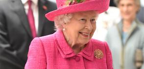 Елизабет II се оплака: Хеликоптерите на Тръмп съсипали тревата пред Бъкингамския дворец