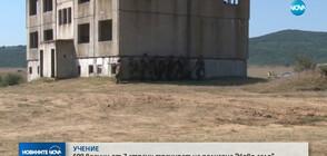 """УЧЕНИЕ: 600 военни от 7 страни тренират на полигона """"Ново село"""""""