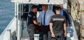 Борисов: Добре е, че икономиката тегли напред (ВИДЕО+СНИМКИ)