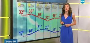 Прогноза за времето (21.07.2019 - сутрешна)