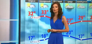 Прогноза за времето (21.07.2019 - обедна)