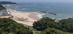 Плаж във Фукушима беше отворен осем години след ядреното бедствие