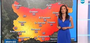 Прогноза за времето (21.07.2019 - централна)