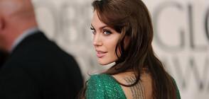 Анджелина Джоли потвърди участието си в нов филм (СНИМКИ)