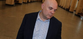 Иван Гешев е първият номиниран за нов главен прокурор (ВИДЕО+СНИМКИ)