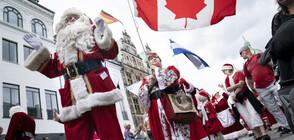 Дядо Коледовци от цял свят на конгрес в Копенхаген (ВИДЕО+СНИМКИ)