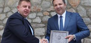 Каракачанов в Охрид: Когато сме едно голямо семейство, ще преодолеем проблемите